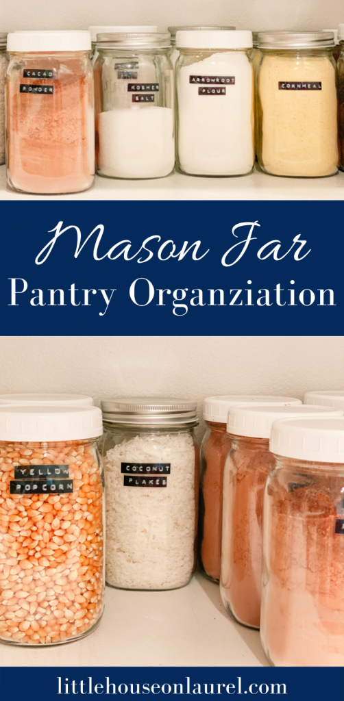 mason jar pantry organization stay stocked up on essentials