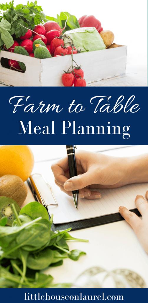 meal planning meal plan schedule dinner fresh food ingredients