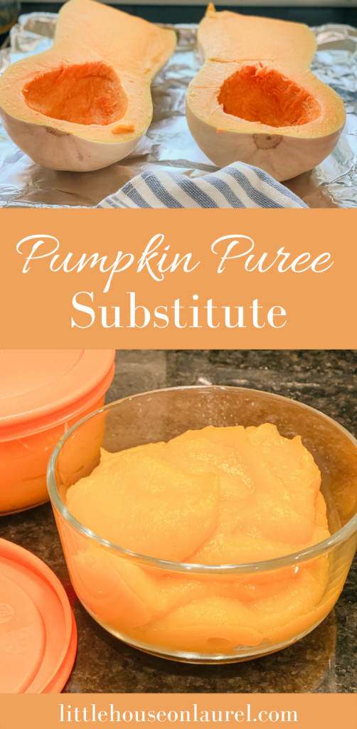 pumpkin puree substitute canned pumpkin alternative equivalent